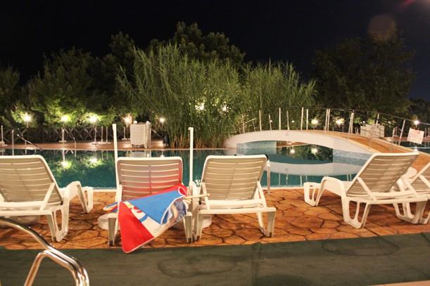 basen hotelowy