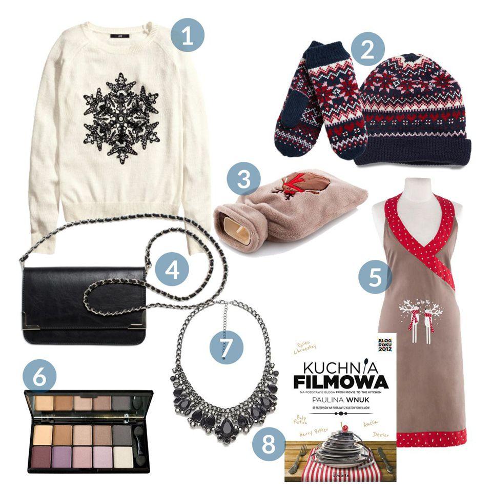e350ce7ea8fb Pomysły na świąteczne prezenty dla kobiet
