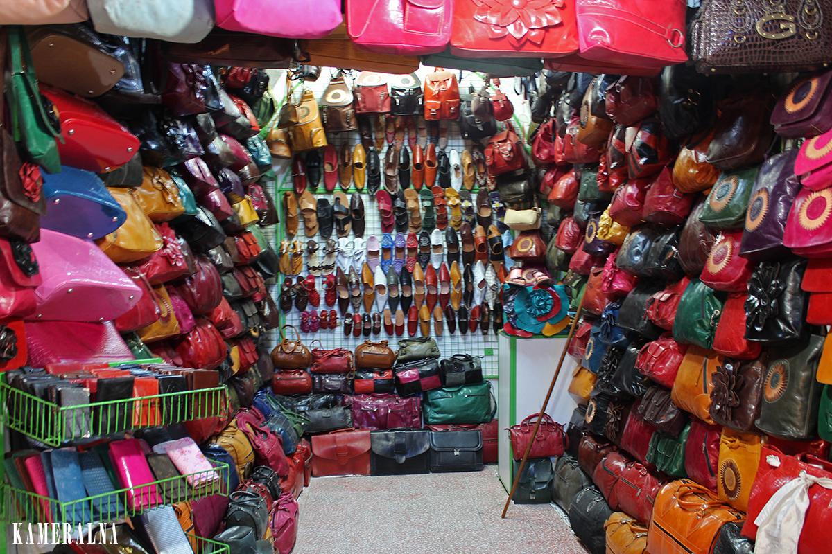 Tunezja #3 – zakupy