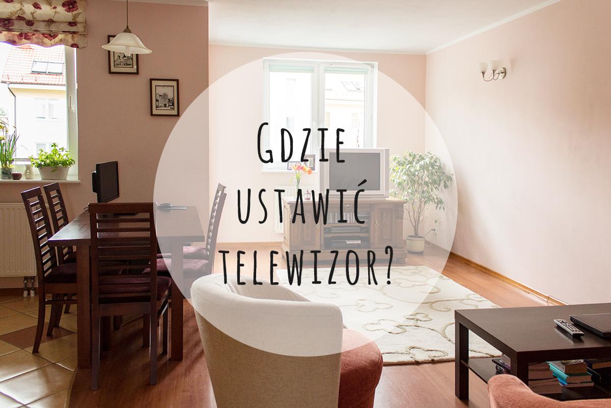 Gdzie ustawi telewizor Kameralna : mieszkanie8 from kameralna.com.pl size 1200 x 801 jpeg 694kB