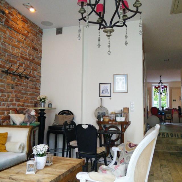 Strasznie spodobał mi się wystrój tej kawiarni <3 #Olsztyn #sisicoffee #coffee  #bloggersmeeting #homedecor #interior #design