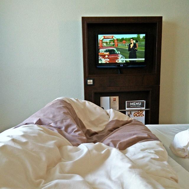 Dzień dobry z hotelu Ibis w Warszawie :-) #goodmorning #Warszawa #ibis #hotel #polishbloger