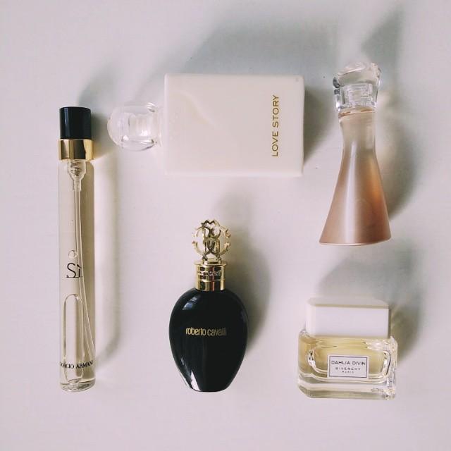 Miniaturki perfum przydają się na wyjazdy i do torebki. Lubicie? Ja ubóstwiam :-) #perfumy #mini #Sephora #kosmetyki #new #travel #size