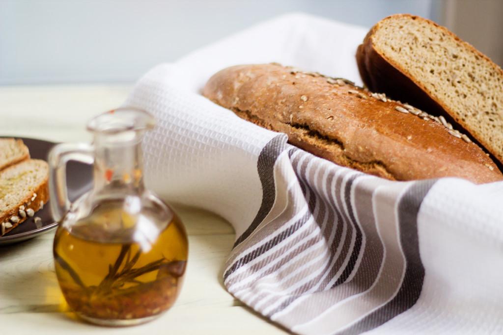 przepis na chleb
