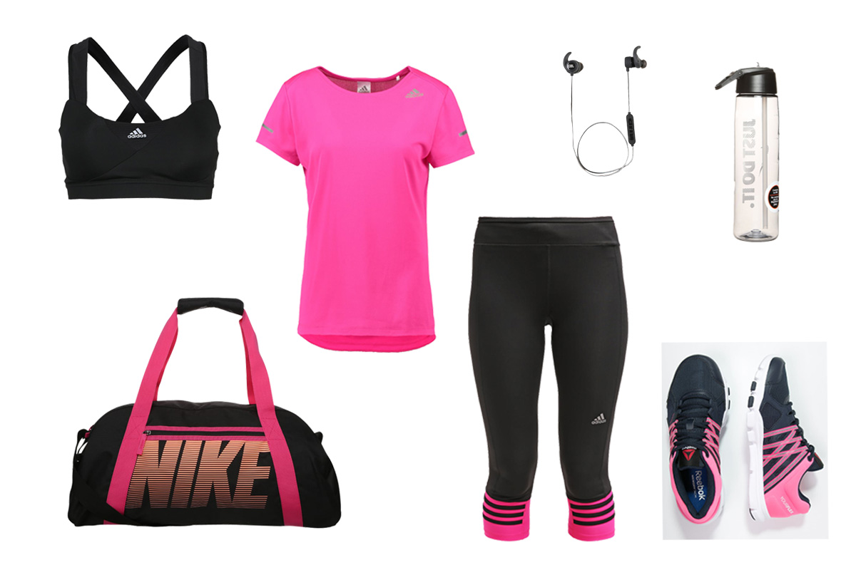 jak ubrać się na siłownię