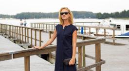 blog-o-modzie-stylizacja-granatowa-sukienka