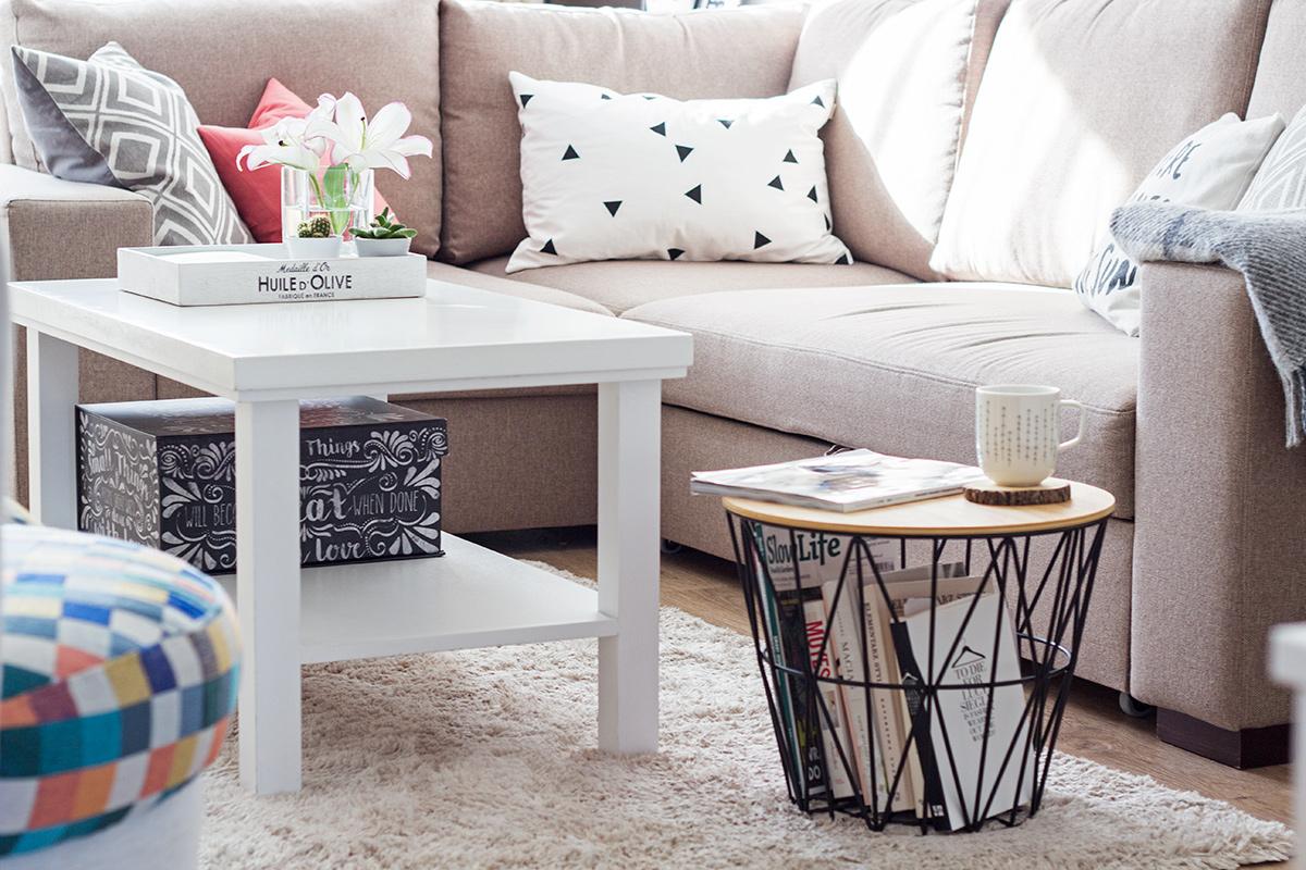 poduszki dekoracyjne w stylu skandynawskim