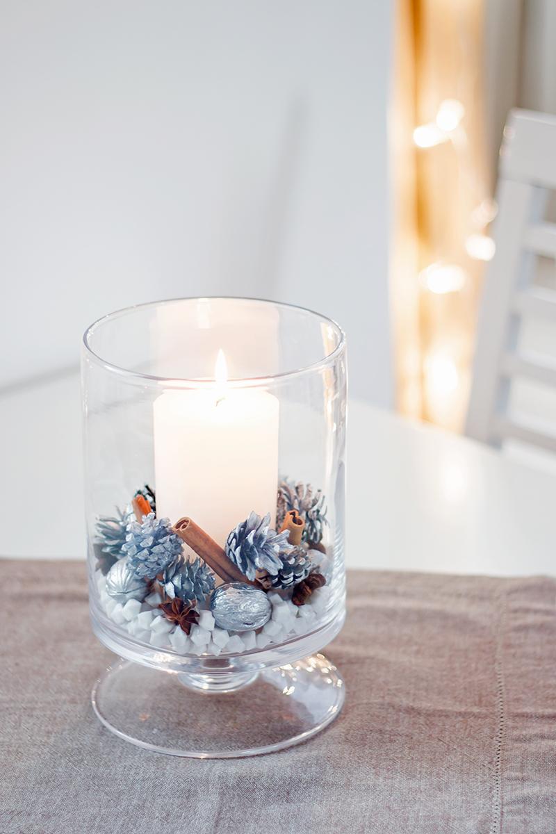 stroik świąteczny DIY
