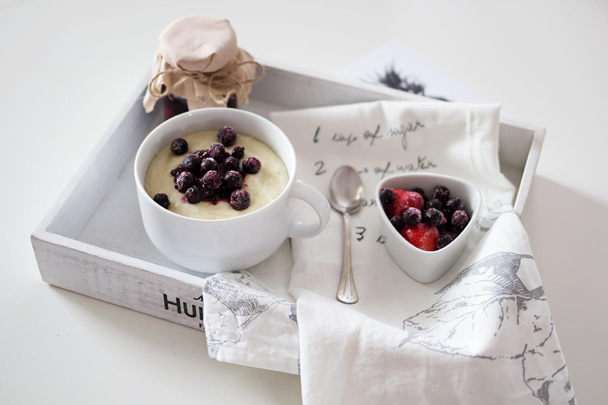 pudding jaglany