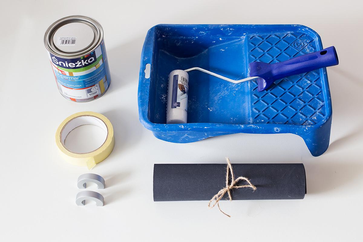 jak pomalować meble z płyty