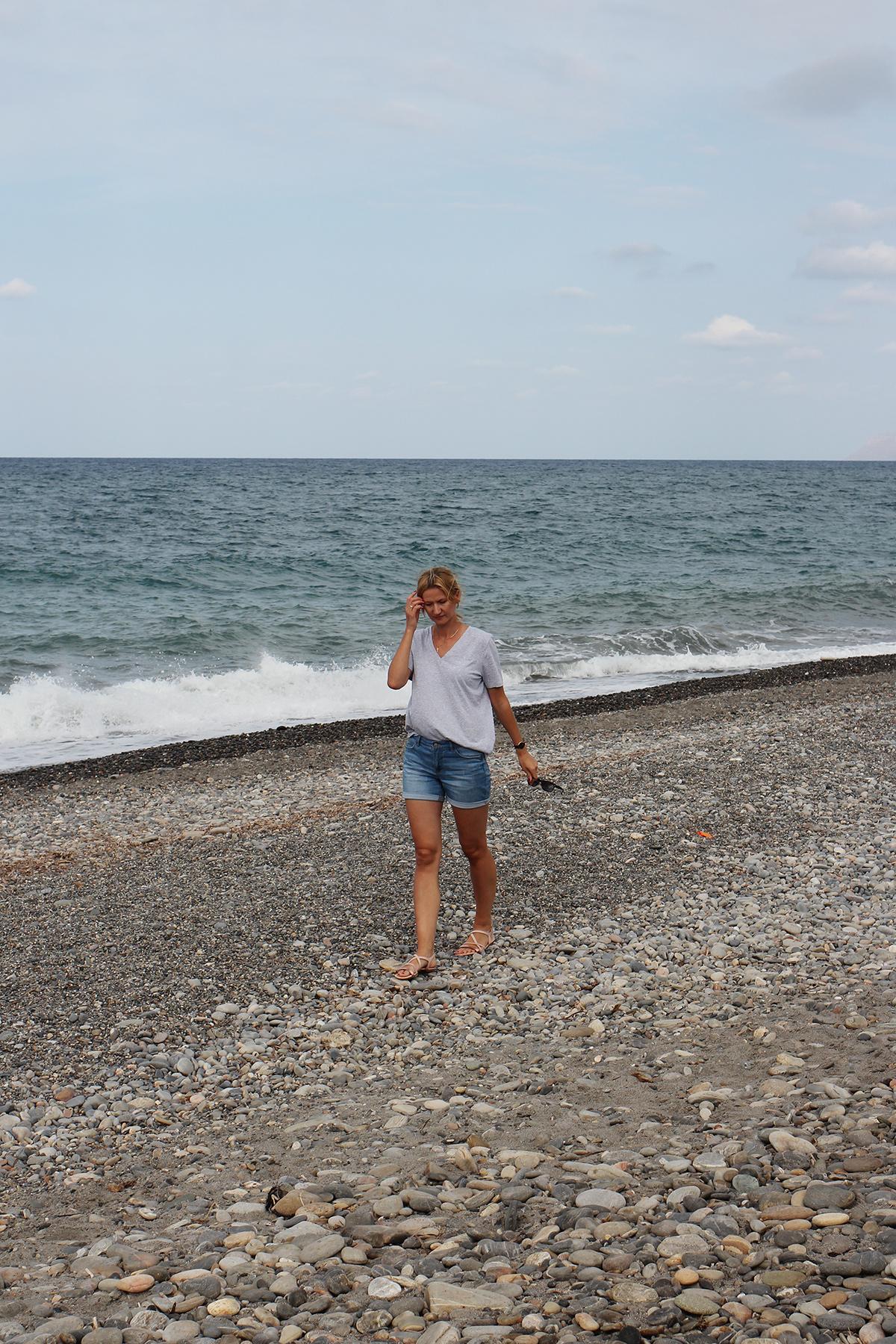 Kreta w październiku