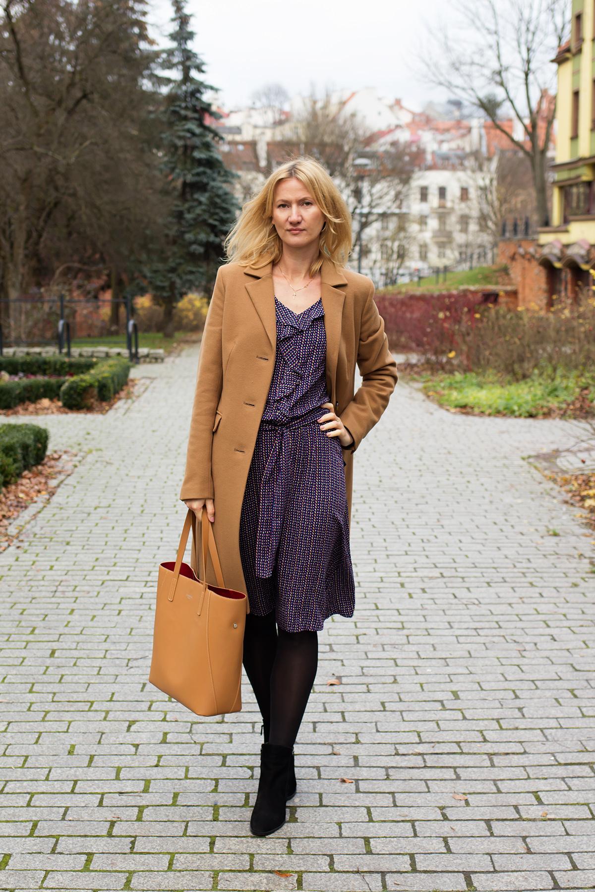 płaszcz na jesień i zimę
