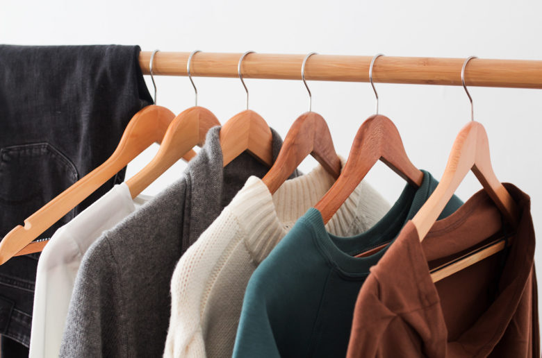 domowa capsule wardrobe