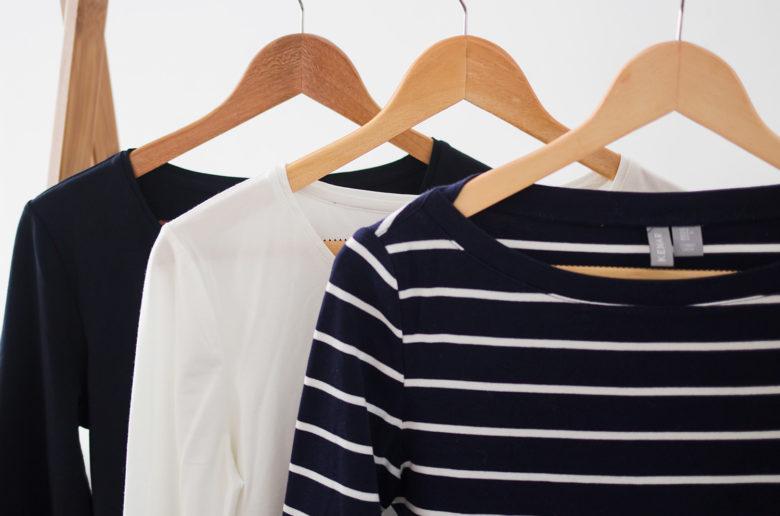 bluzki z długim rękawem basic
