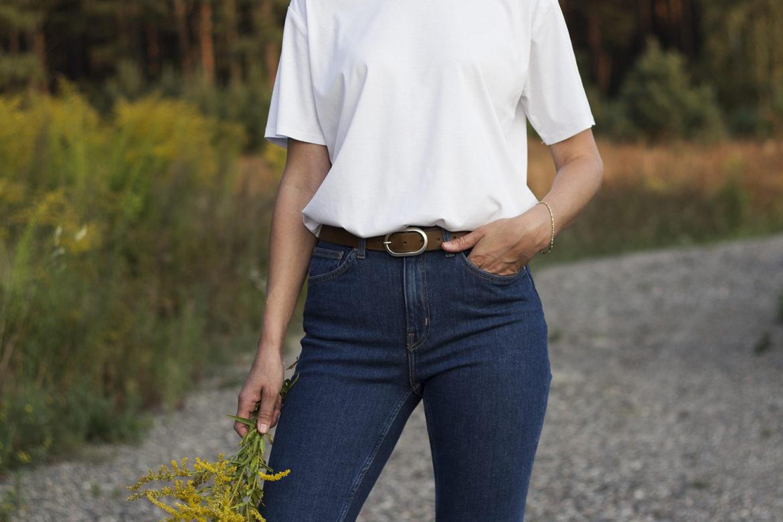 Jak dobrać dżinsy do sylwetki? | Kameralna