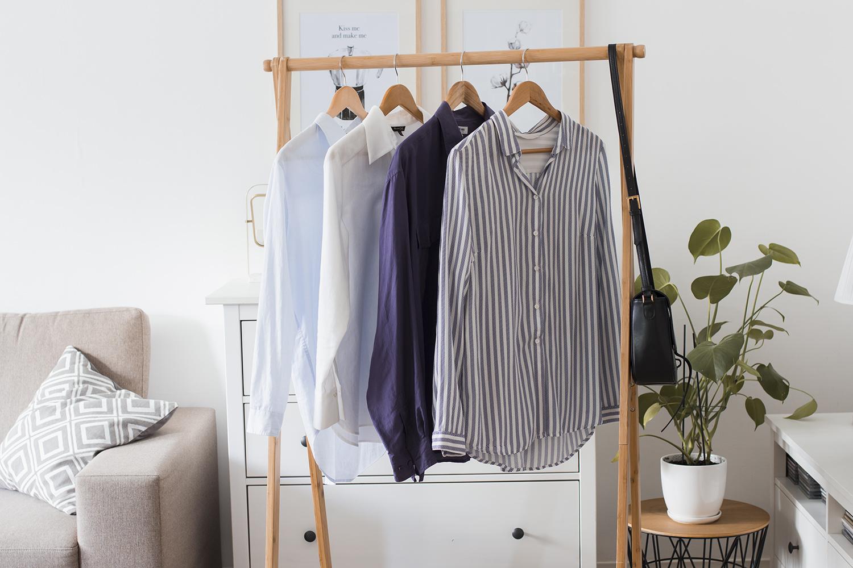 jesienna capsule wardrobe